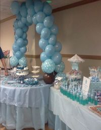 Boy baby shower decorations | TheresA Gift 4 U/Private ...