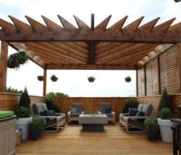 25+ best ideas about Rooftop deck on Pinterest   Rooftop ...