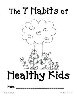 17 Best images about HEALTHY HABITS FOR KIDS on Pinterest