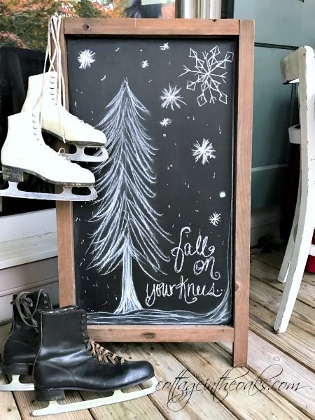 cute kitchen chalkboard sayings cups and plates best 25+ christmas art ideas on pinterest