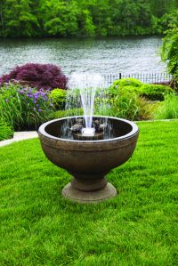 Water Fountain Patio Protecting Your Water Fountain From ...