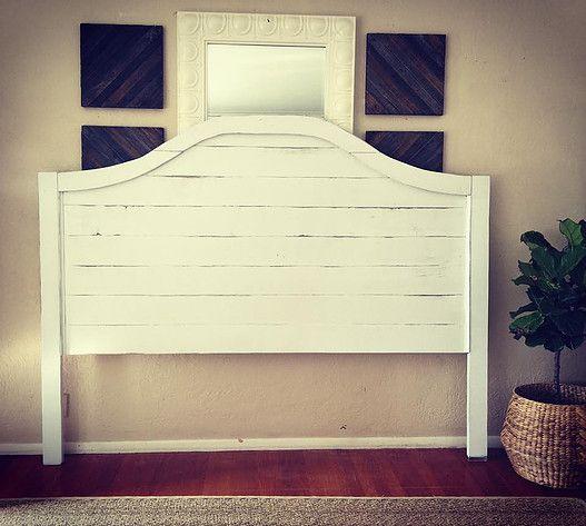 25 best White Headboard ideas on Pinterest  Grey fur throw White bedroom decor and Fur throw