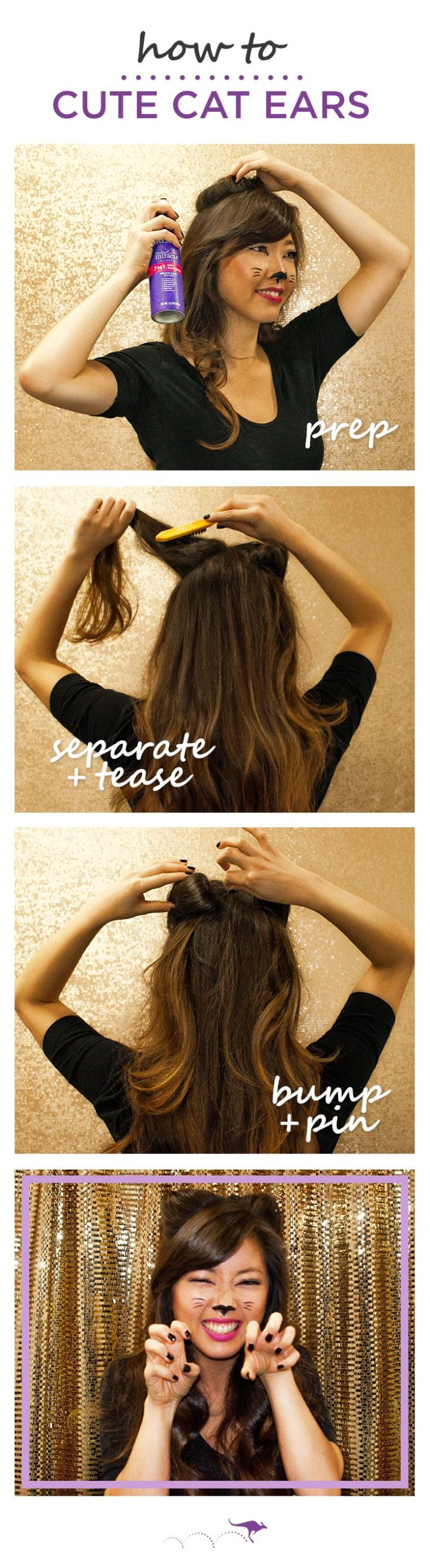 9 best Easy Workout Hairstyles images on Pinterest