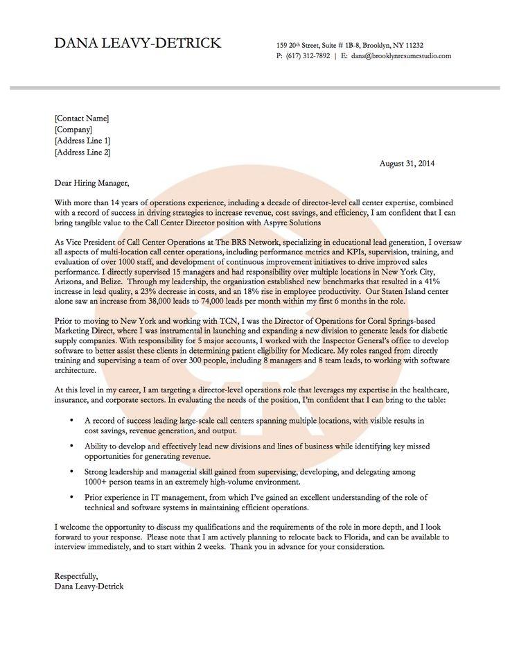 78 Best images about Resume  Cover Letter Samples on Pinterest  Cover letter resume Studios