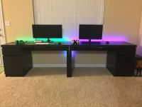 90 best images about his and her battlestation ideas on ...