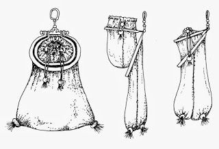17 Best images about Bags, Pouches and Purses in medieval