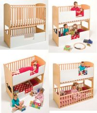 toddler/baby bunk bed | kid's rooms | Pinterest | Space ...