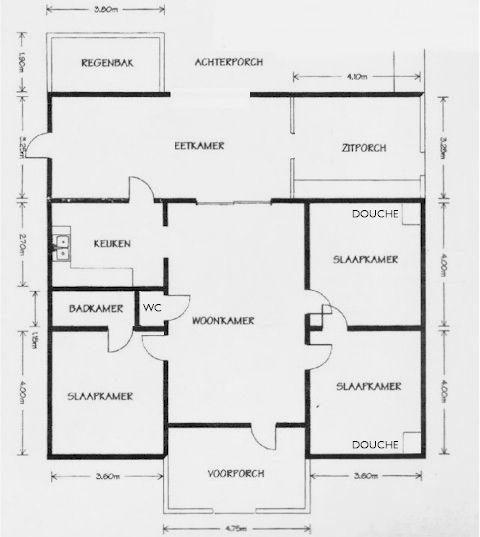 Slaapkamer Elektrisch Plan