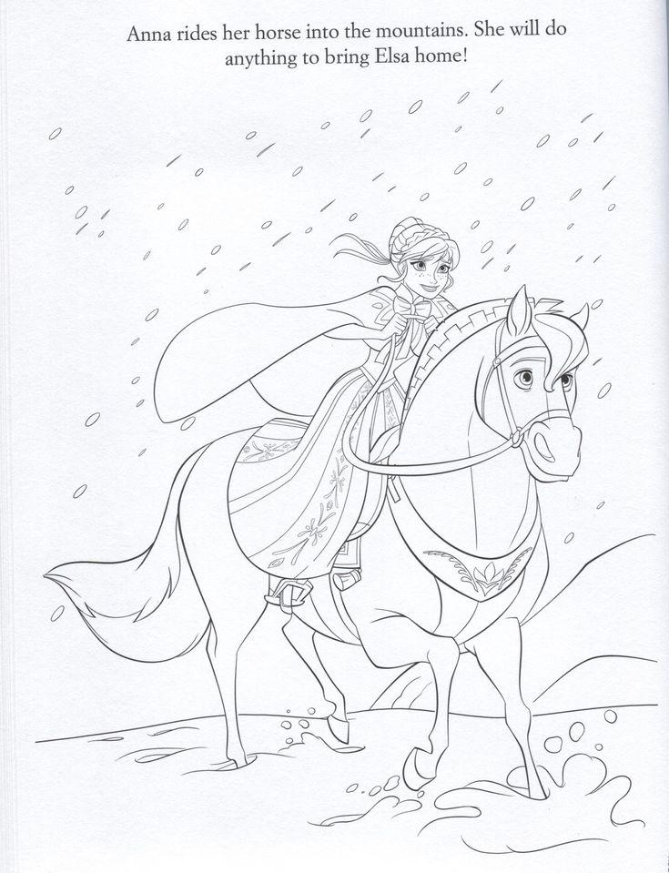 Best 25+ Frozen coloring sheets ideas on Pinterest
