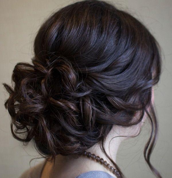 25 Best Ideas About Formal Updo On Pinterest Wedding Updo