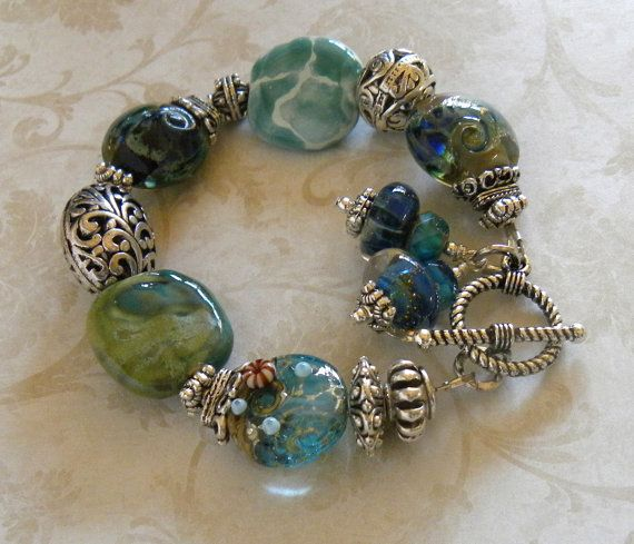 1000 ideas about Handmade Beaded Bracelets on Pinterest