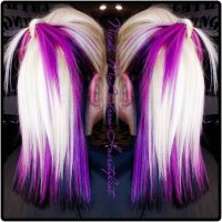 25+ best ideas about Wild hair colors on Pinterest | Crazy ...