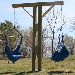 Hammock Chair Frame Diy Kitchen Chairs With Arms Stand | Gardenagerie Pinterest Chair, Hammocks And Side Garden