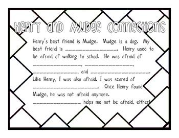42 best images about henry and mudge on Pinterest