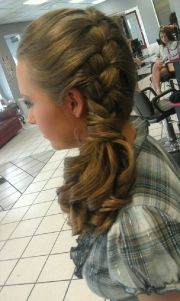 junior bridesmaid hairstyles