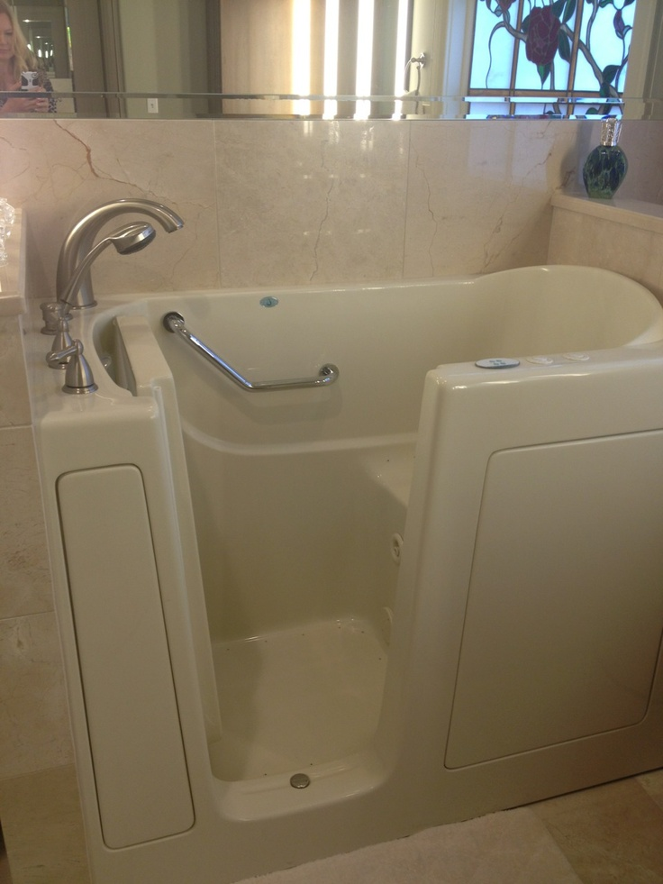 handicap accessible kitchens kitchen sink types materials handicapped tub installed to day - aging ...