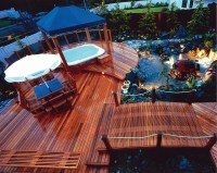 Top 25 ideas about Hot Tub Deck Ideas on Pinterest | Hot ...