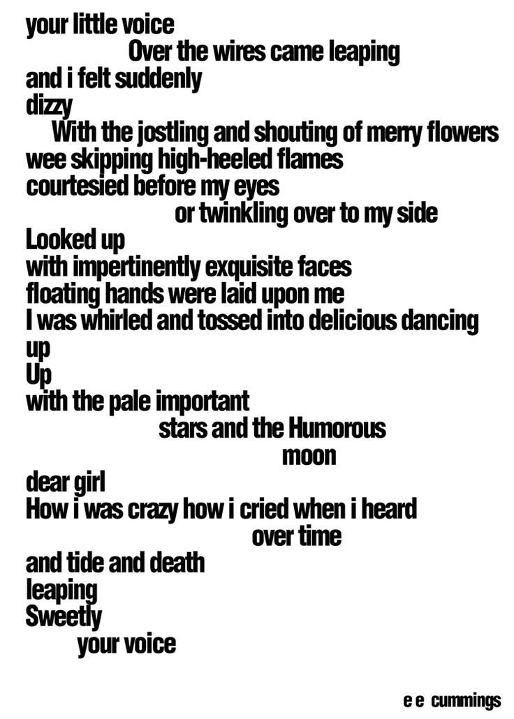144 best images about loving the poetry of e. e. cummings