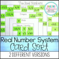 17+ best ideas about Real Number System on Pinterest ...