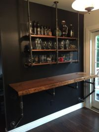 25+ Best Ideas about Wall Bar on Pinterest | Wine rack ...
