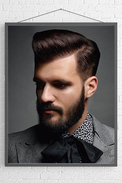 25 Beste Ideeën Over Rockabilly Frisuren Männer Op Pinterest