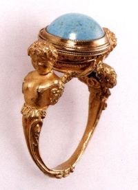 Renaissance revival ring by Castellani | Ancient & Antique ...