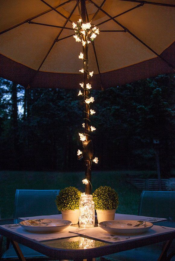 Get Creative with Mason Jar Lights  Jars String lights and Wraps