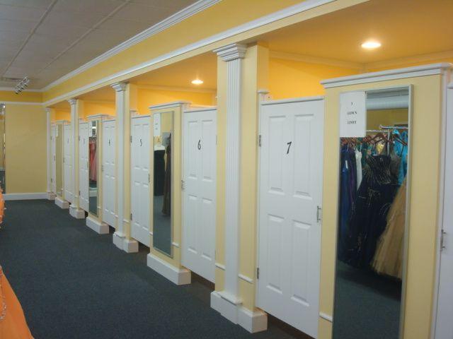 dressing room doors  IDES 326  Project 2  Mens