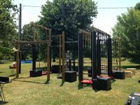 17 Best ideas about Outdoor Gym on Pinterest