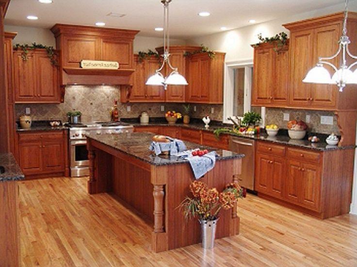 ... Fake Wooden Kitchen Floor