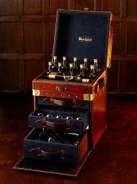 Johnnie Walker Blue Label blending, travel and display ...