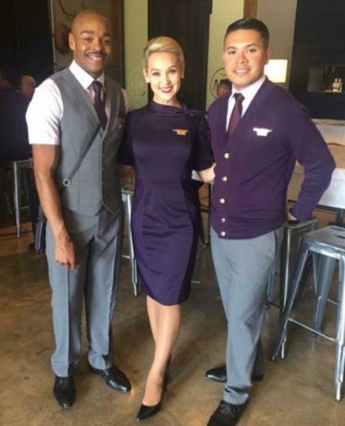 DELTA AIR LINES New uniform reveal  Airline stuff