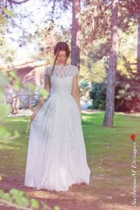 1000+ ideas about Bohemian Wedding Gowns on Pinterest ...