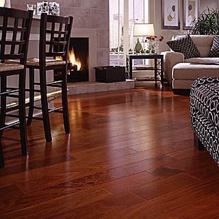 cherry hardwood floors  want for my floors  Things that rock  Pinterest  Wide plank and