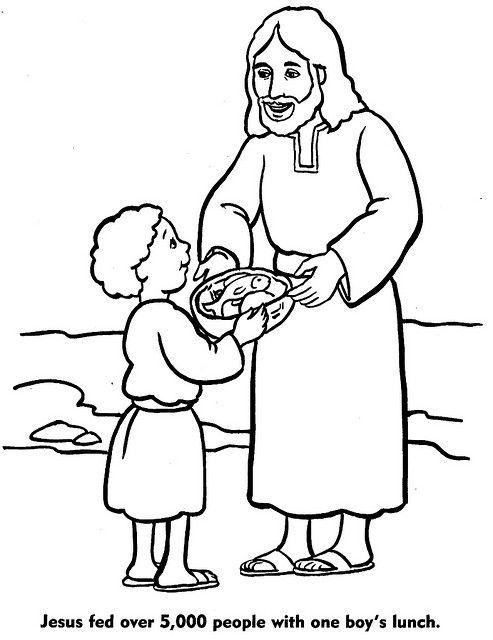 46 best BIBLE: JESUS FEEDS 5000 images on Pinterest