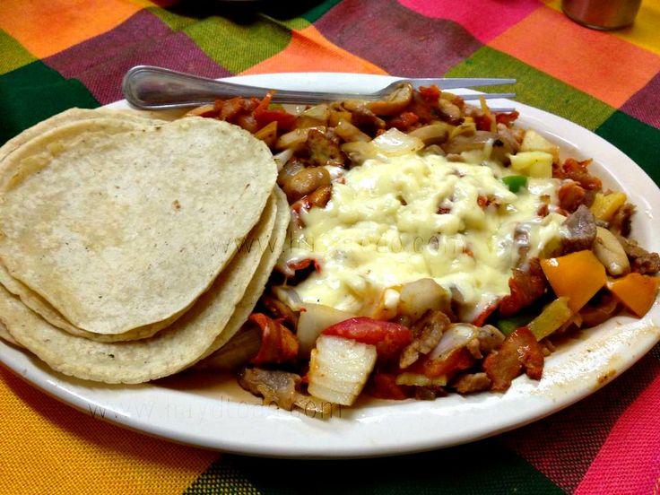 Alambre de res  Mis recetas de Comida mexicana  My