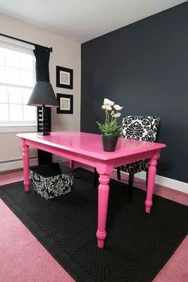 17 Best ideas about Pink Office on Pinterest  Pink office