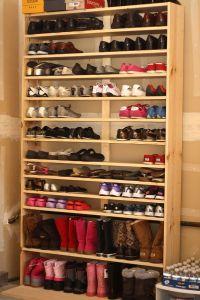 Best 25+ Wooden shoe racks ideas on Pinterest