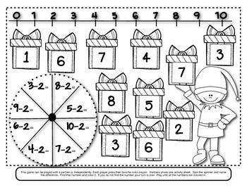 17 Best images about Math- Subtraction on Pinterest