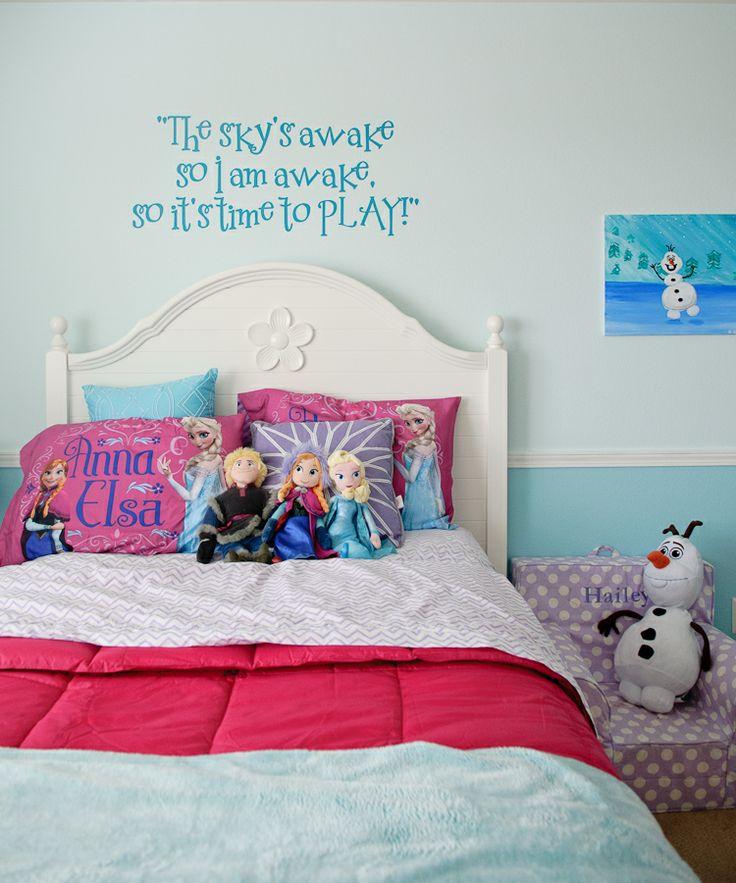 25 best ideas about Frozen Theme Room on Pinterest