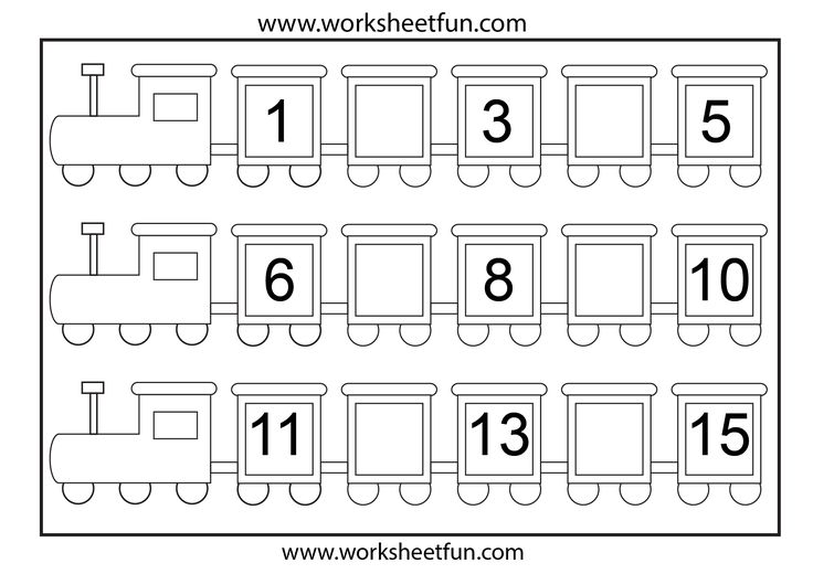 25+ best ideas about Number worksheets on Pinterest
