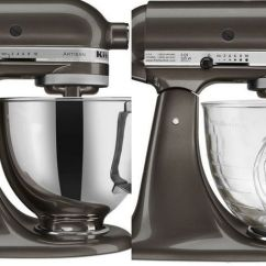 Kitchen Aid Colors Remodel On A Budget New 2014 Kitchenaid Artisan Mixer In The Unique Truffle ...