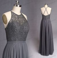 1000+ ideas about Grey Bridesmaid Dresses on Pinterest ...