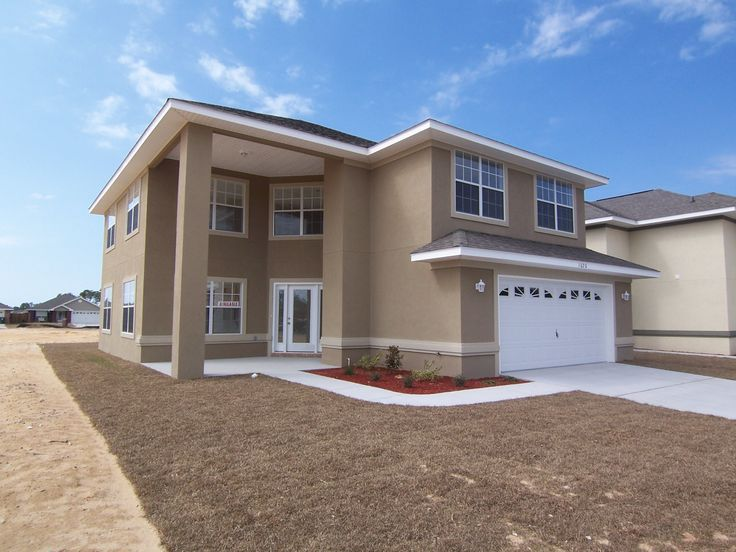 Best Stucco Color Combinations