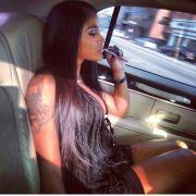joseline hernandez #hair #straight