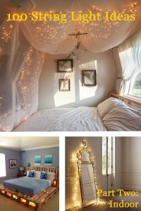 1000+ ideas about Indoor String Lights on Pinterest ...