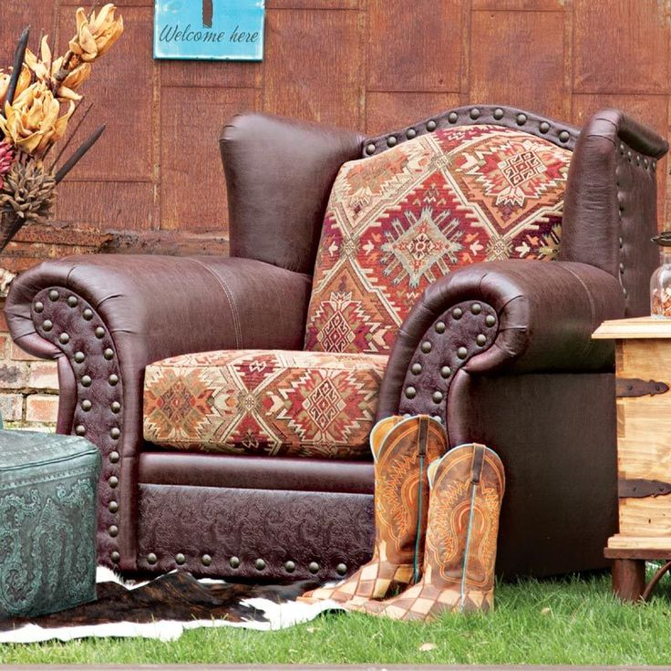 living room arm chair early american furniture nrs pawnee collection - armchair   furnishings ...