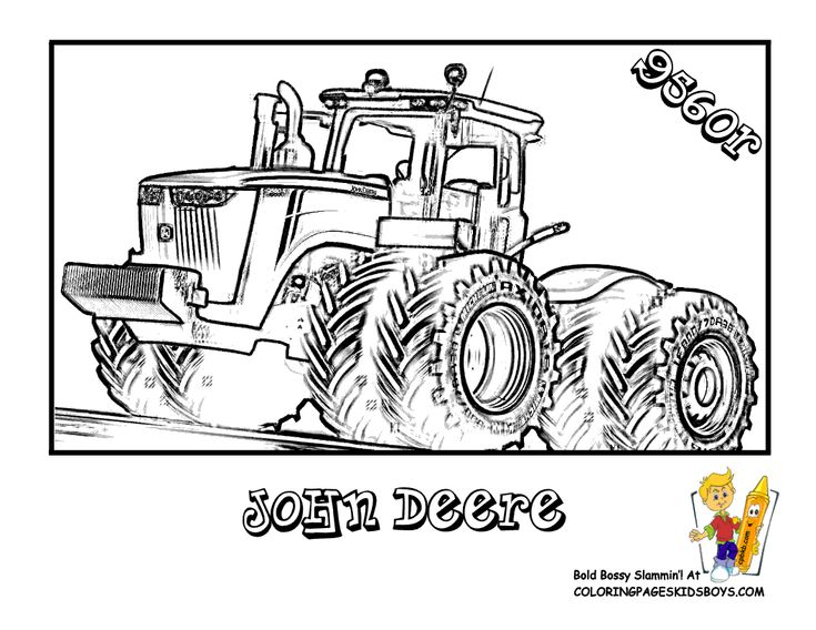 19 best images about farm coloring pages on Pinterest