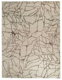 KELLY WEARSTLER | TRACERY RUG. The organic line work of ...