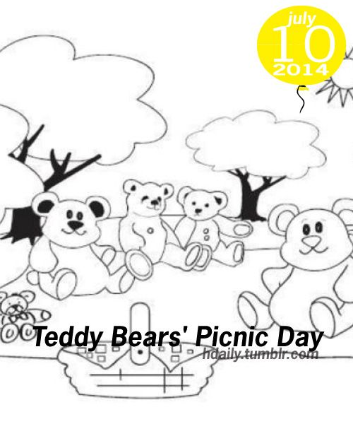 17 Best images about Teddy Bears Picnic on Pinterest